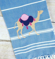 Moroccan Camel Embroidery Design