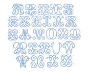 Oopsie Daisy Embroidery Font Package 4x4