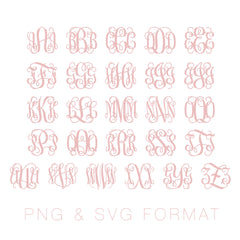 Grace Bold PNG & SVG Files for Cricut