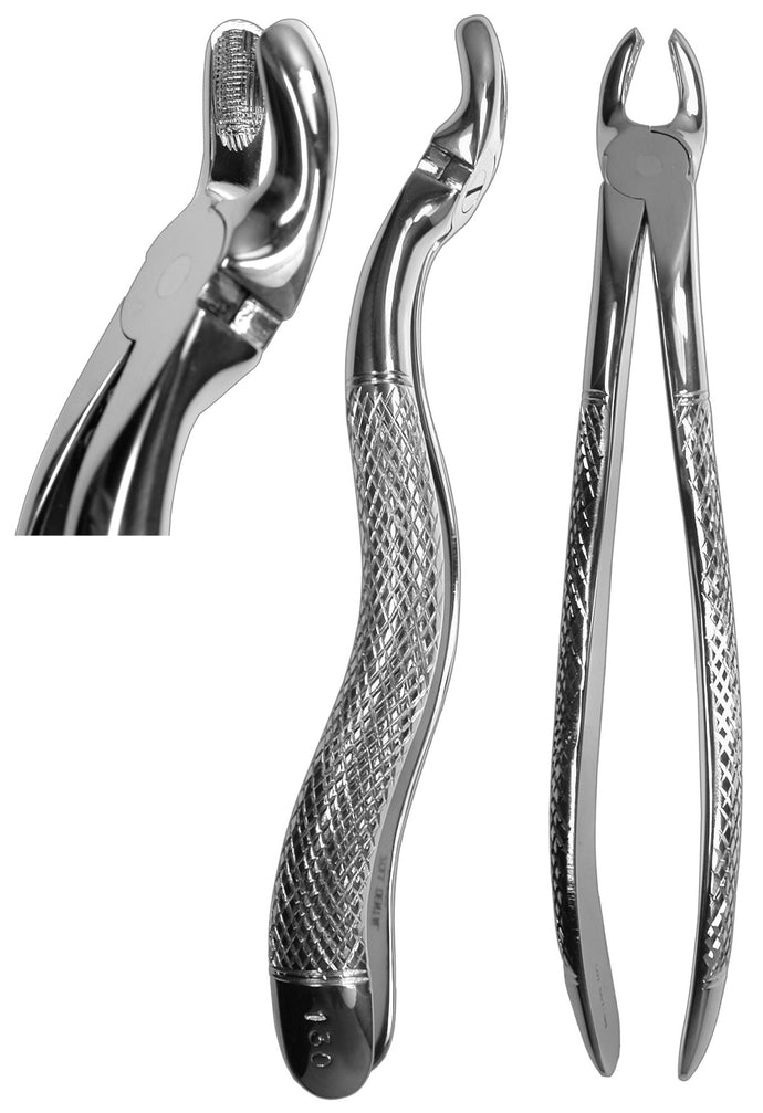 #130 Third Molar Forceps  (Z-1242)