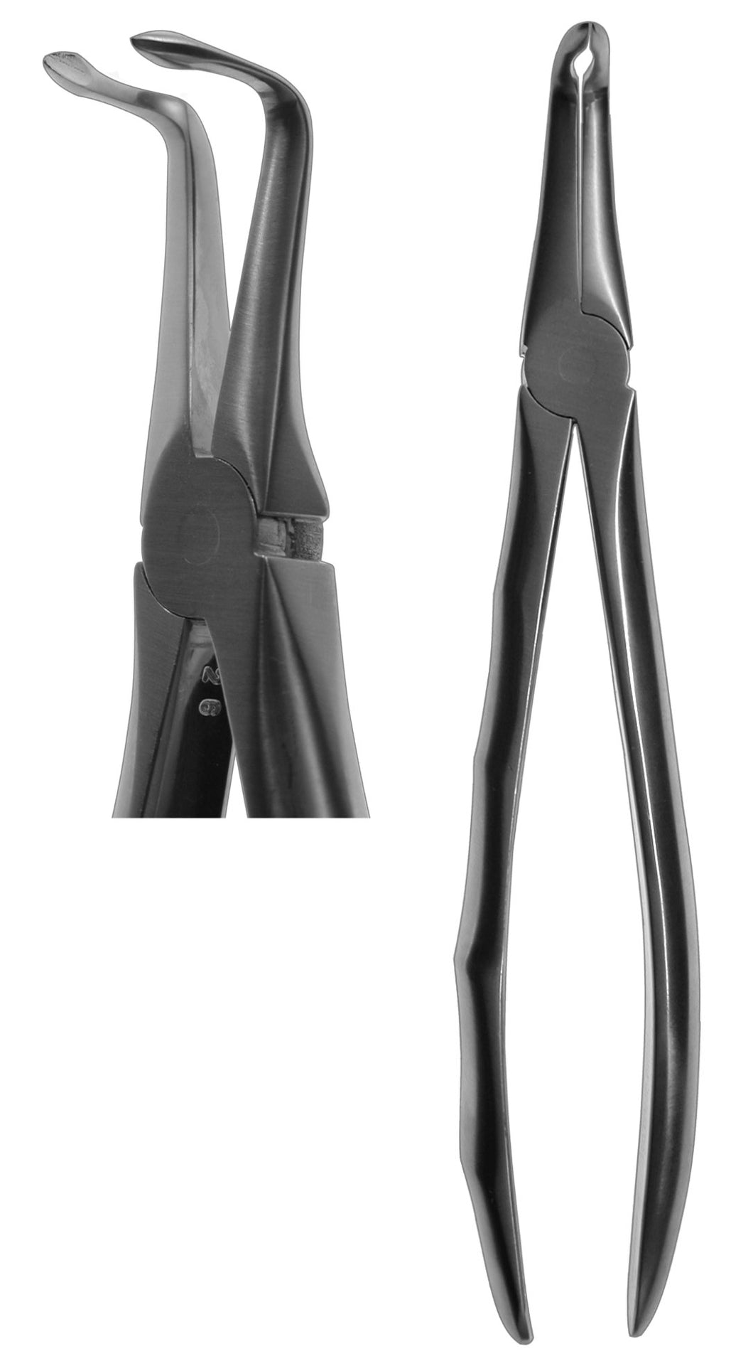Forceps, #187 Root (Profile Handle)  [Z-8027P]
