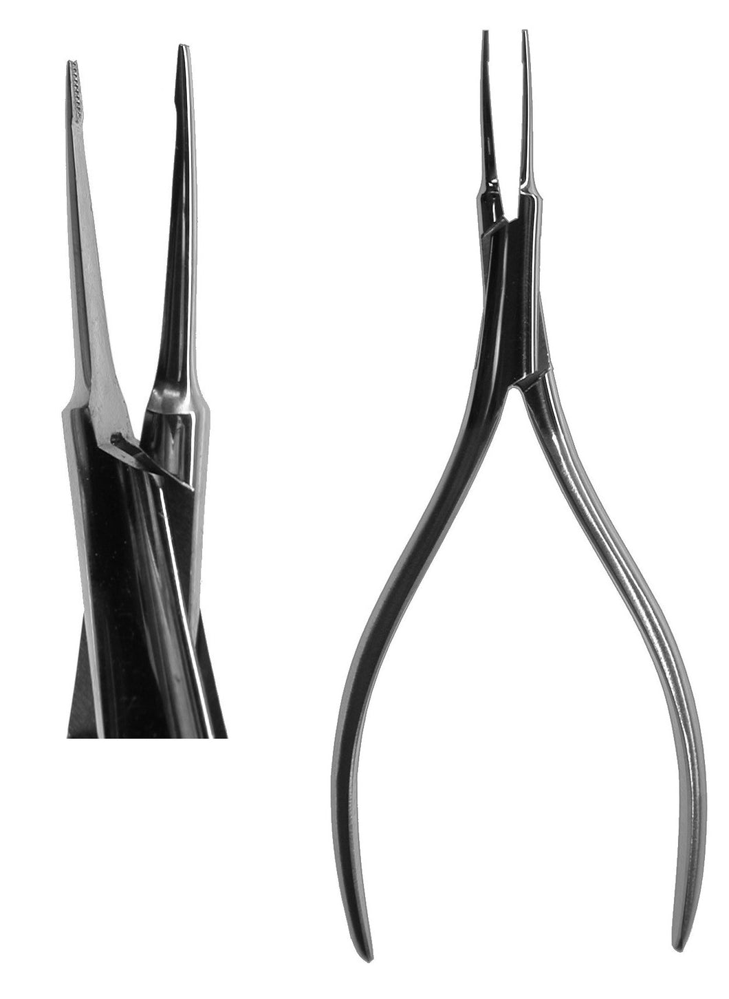 Forceps, Root Fragment Straight  (Z-6481)