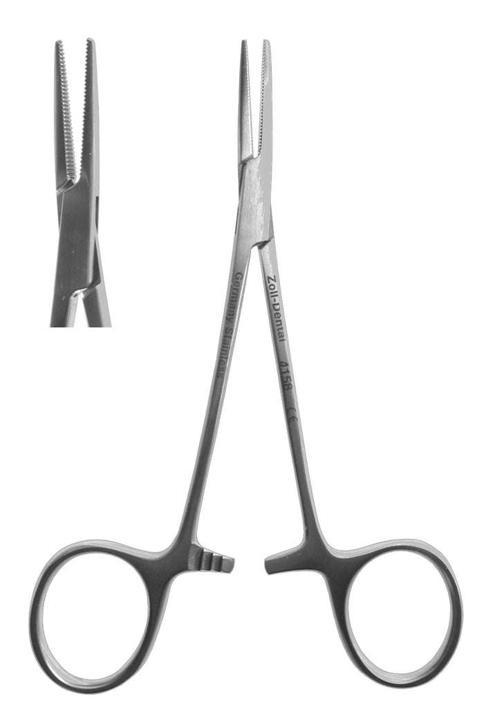 Hemostat, #3 Halsted Straight  12cm/4.75