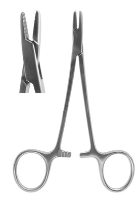 Needle Holder, Derf Straight 11.5cm  (Z-4052)