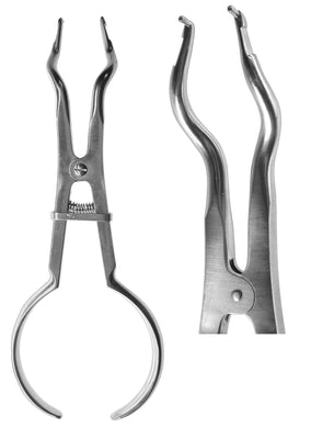 Brewer Rubber Dam Forceps  (Z-4395)