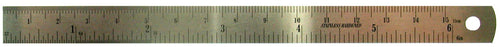 Stainless Steel Ruler  (Z-6632)
