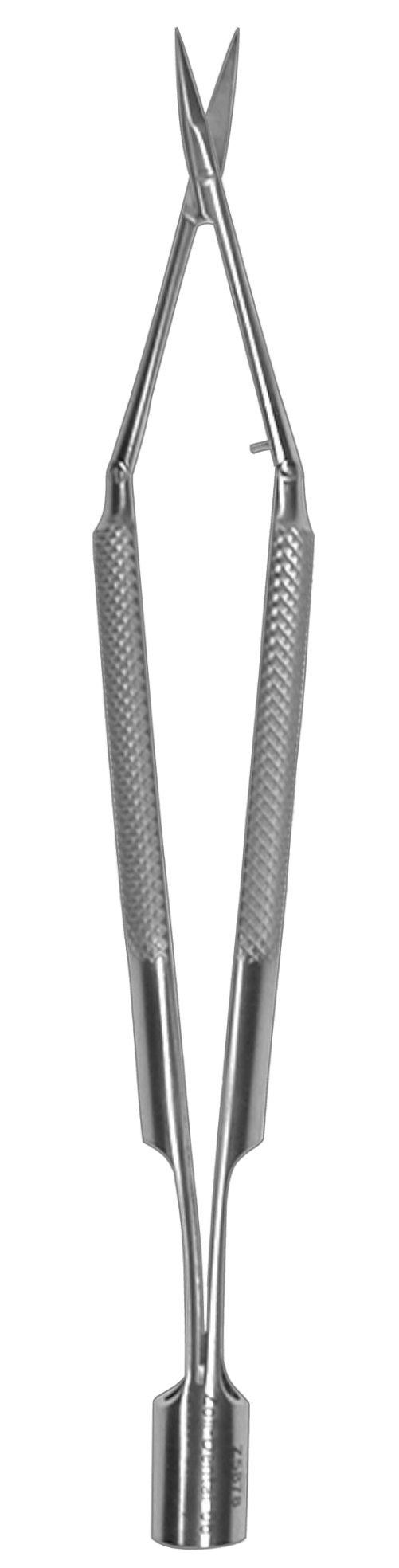 Scissors, Double-Action Micro Curved 15cm  (Z-5878)