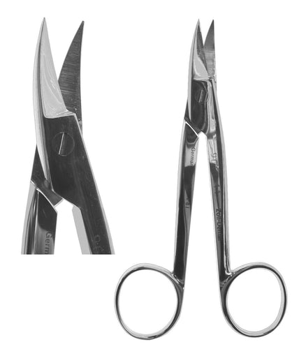 Crown Scissors, Pedo Large Curved 11cm  (Z-11TKP)