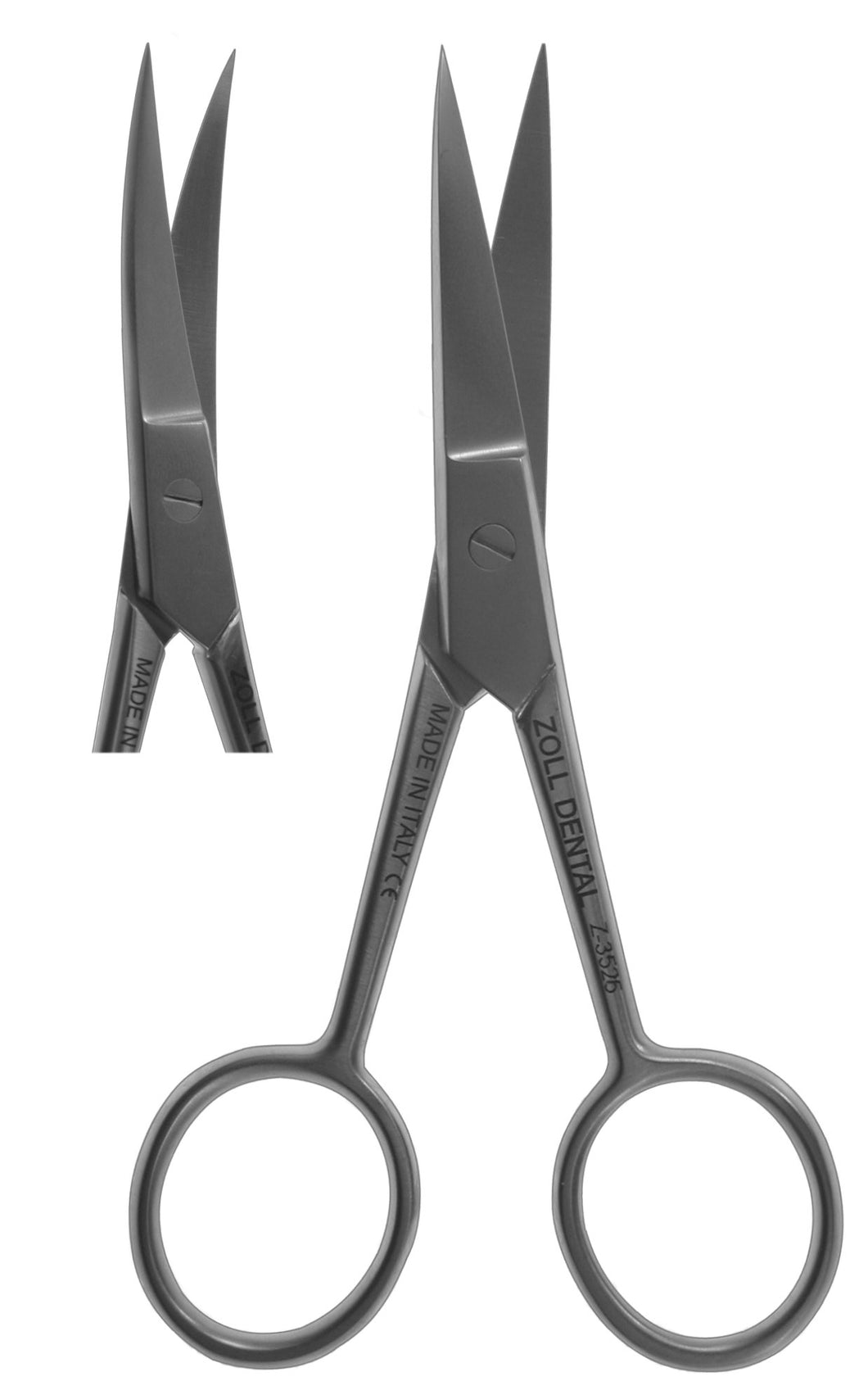 Scissors, Surgical Curved 11.5cm  (Z-3526)