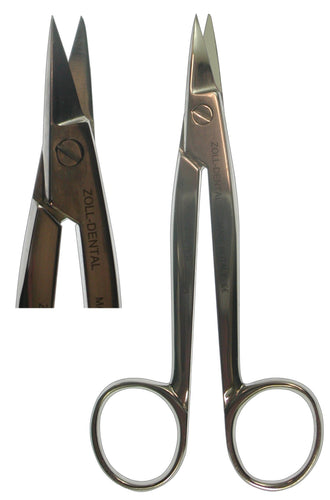 Crown Scissors, Pedo Large Straight 11cm  (Z-12TKP)