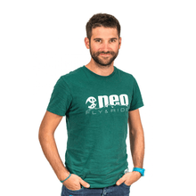 Laden Sie das Bild in den Galerie-Viewer, NEO T-Shirt LOGO