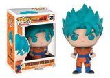 Funko Pop Dragon Ball | Super Saiyan God Goku #121