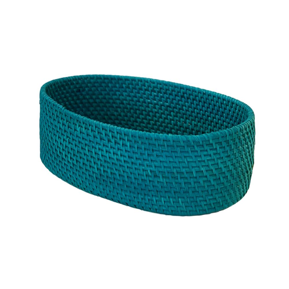 Kitchen Basket in Turquoise