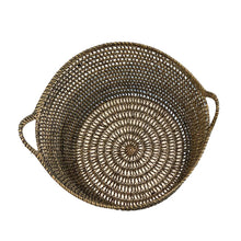 Load image into Gallery viewer, Rattan Net Basket in Bohemian