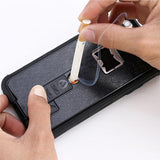 Décapsuleur Original<br> Coque iPhone Allume-Cigare