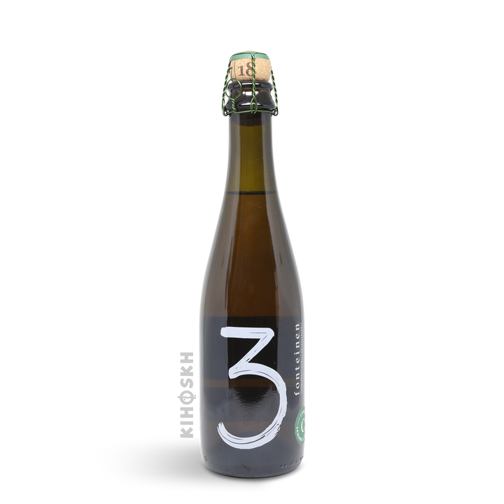 3 Fonteinen - Cuvée - Armand & Gaston + Honey 17/18 -  37,5cl