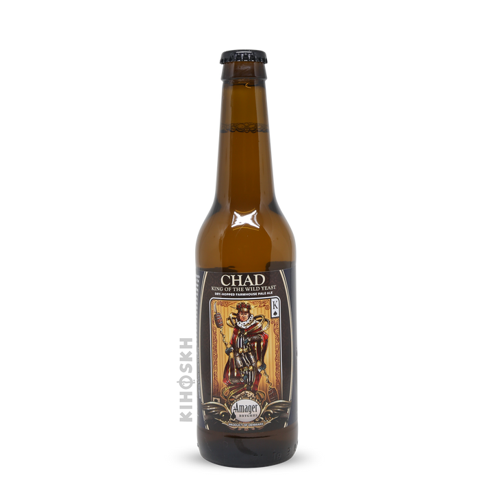 Amager Bryghus - Chad, King of the Wild Yeasts