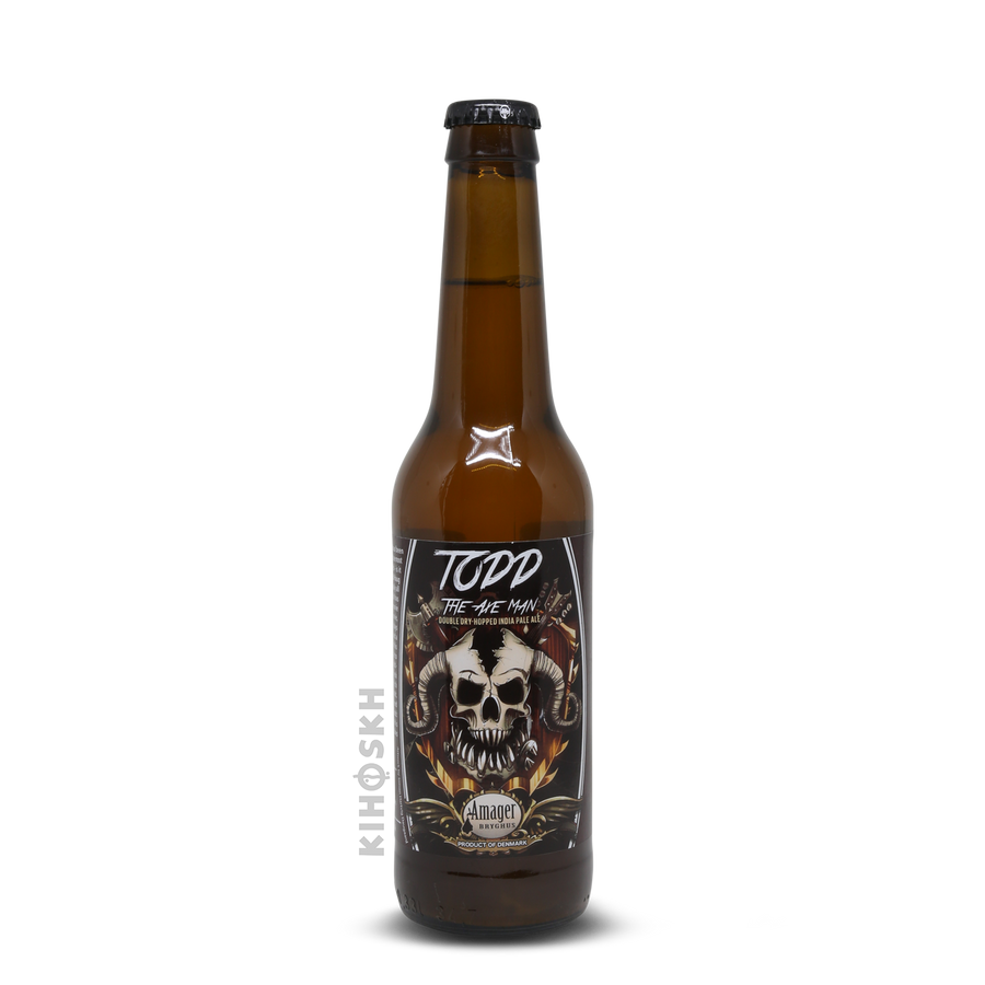 Amager Bryghus/Surly - Todd - The Axe Man