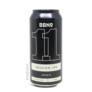 Brew By Numbers - 11|03 - Session IPA - Mosaic