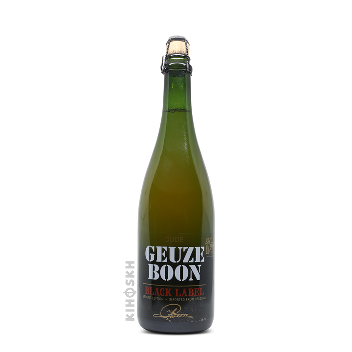 Boon - Oude Geuze Black Label