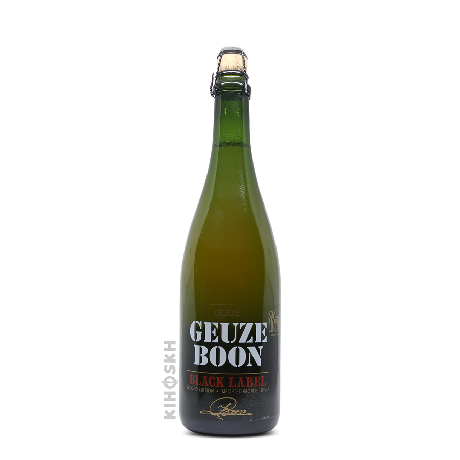 Boon - Oude Geuze Black Label n3
