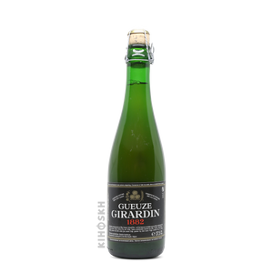 Girardin - Gueuze Girardin 1882 Black Label - 37,5cl