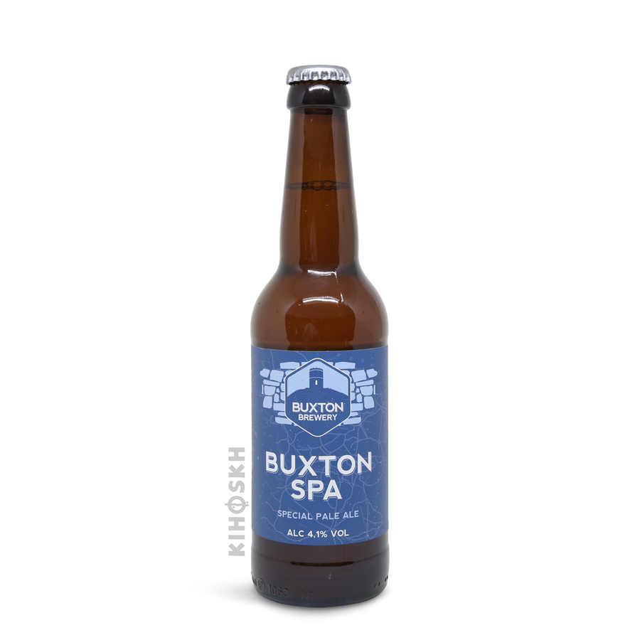 Buxton Brewery - SPA