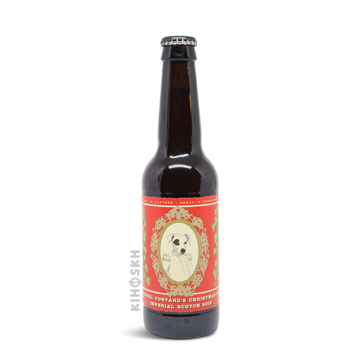 Black Isle - COLONEL CUSTARD'S CHRISTMAS ALE