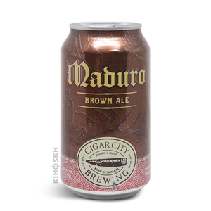 Cigar City - Maduro