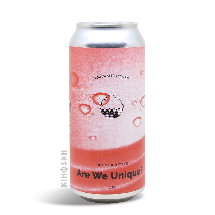 Cloudwater - Are We Unique?