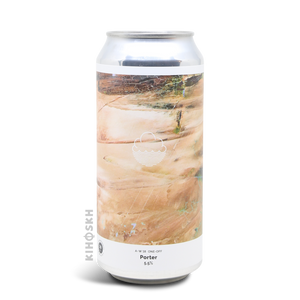 Cloudwater - AW18 one off porter