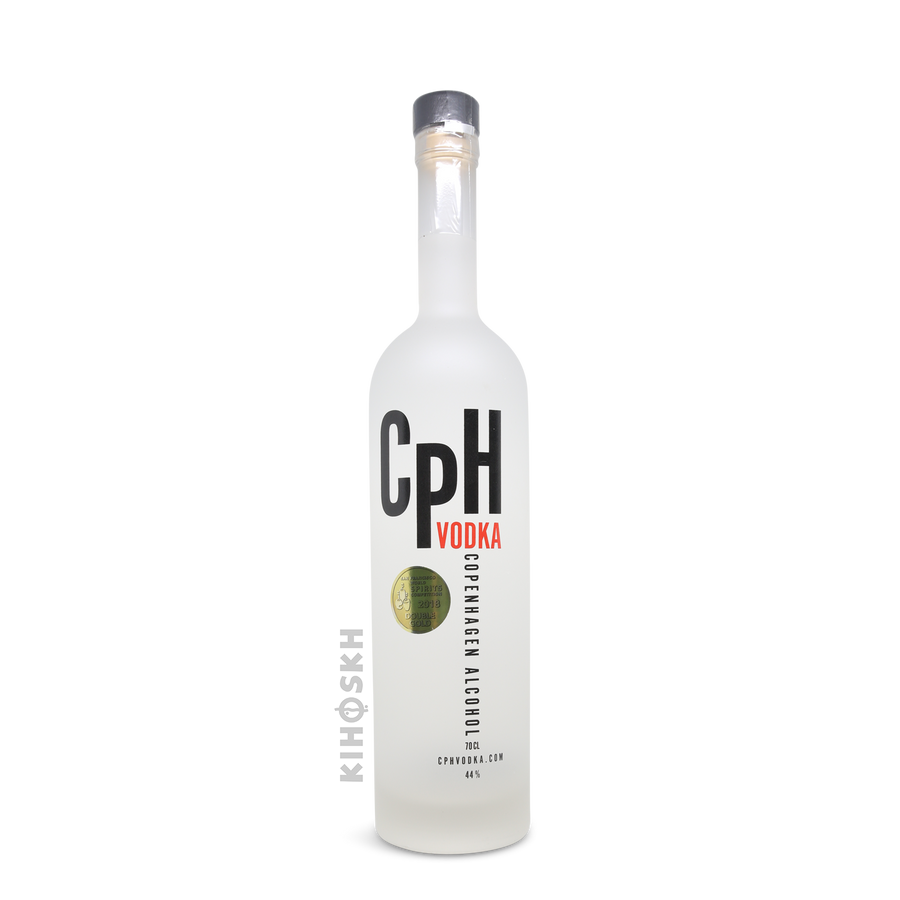 Copenhagen Alcohol - CPH Vodka