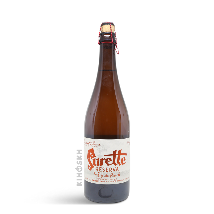 Crooked Stave - Surette Reserva Palisade Peach