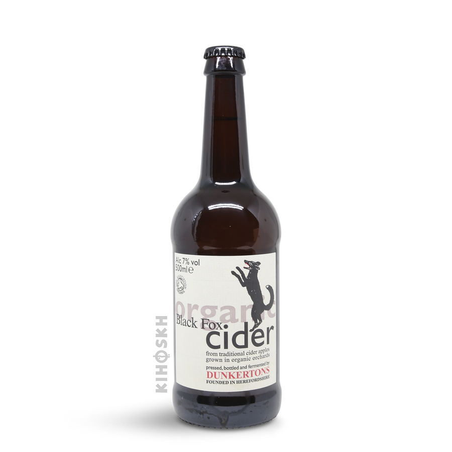 Dunkertons - Organic, Black Fox - 50cl