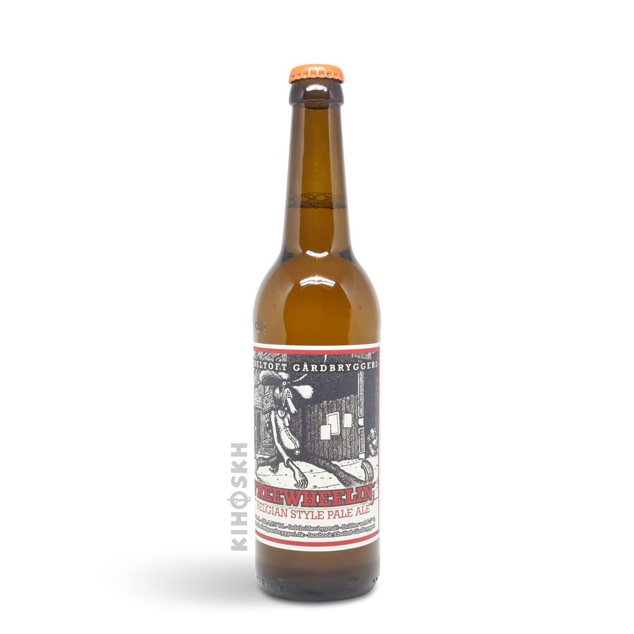 Ebeltoft Gårdbryggeri - Freewheelin 50cl