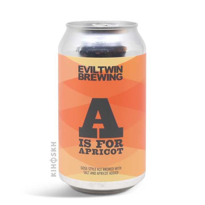 Evil Twin - A is for Apricot