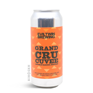 Evil Twin - Grand Cru Cuvee (Double Barrel Edition)