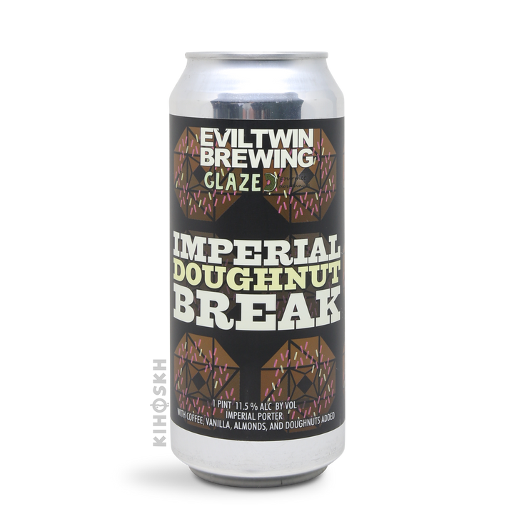 Evil Twin - Imperial Doughnut Break