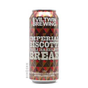 Evil Twin - Imperial Biscotti Break / Chili Hazelnut