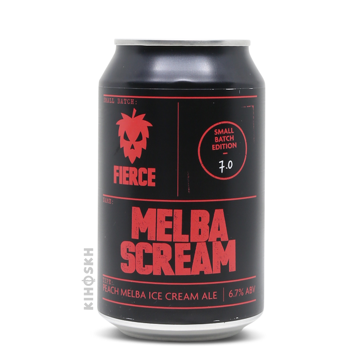 Fierce - Melba Scream