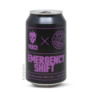 Fierce - Emergency Shift