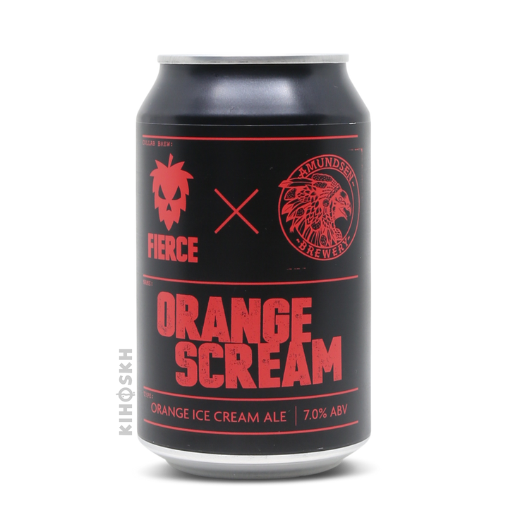 Fierce - Orange Scream