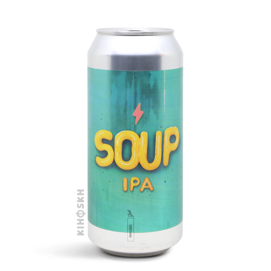 Garage Brewing Co. - SOUP IPA