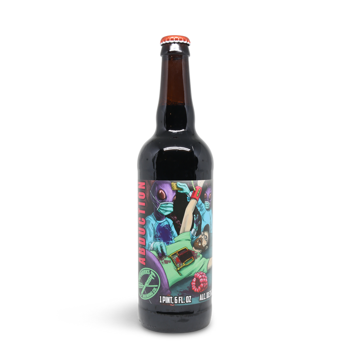 Pipeworks - Raspberry Truffle Abduction
