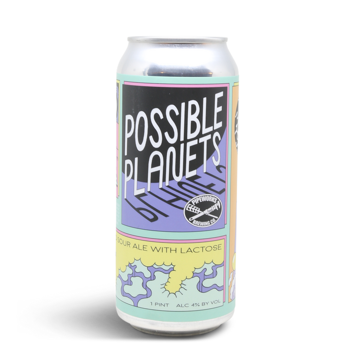 Pipeworks - Possible Planets
