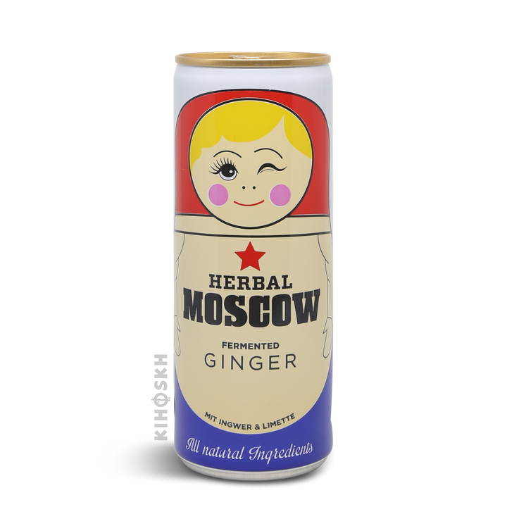 Mama - Herbal Moscow Ginger