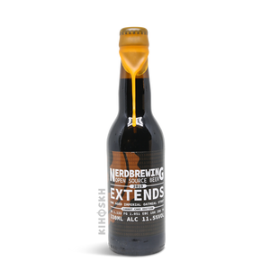 Nerd Brewing - Extends Carrot Cake Edition 2019