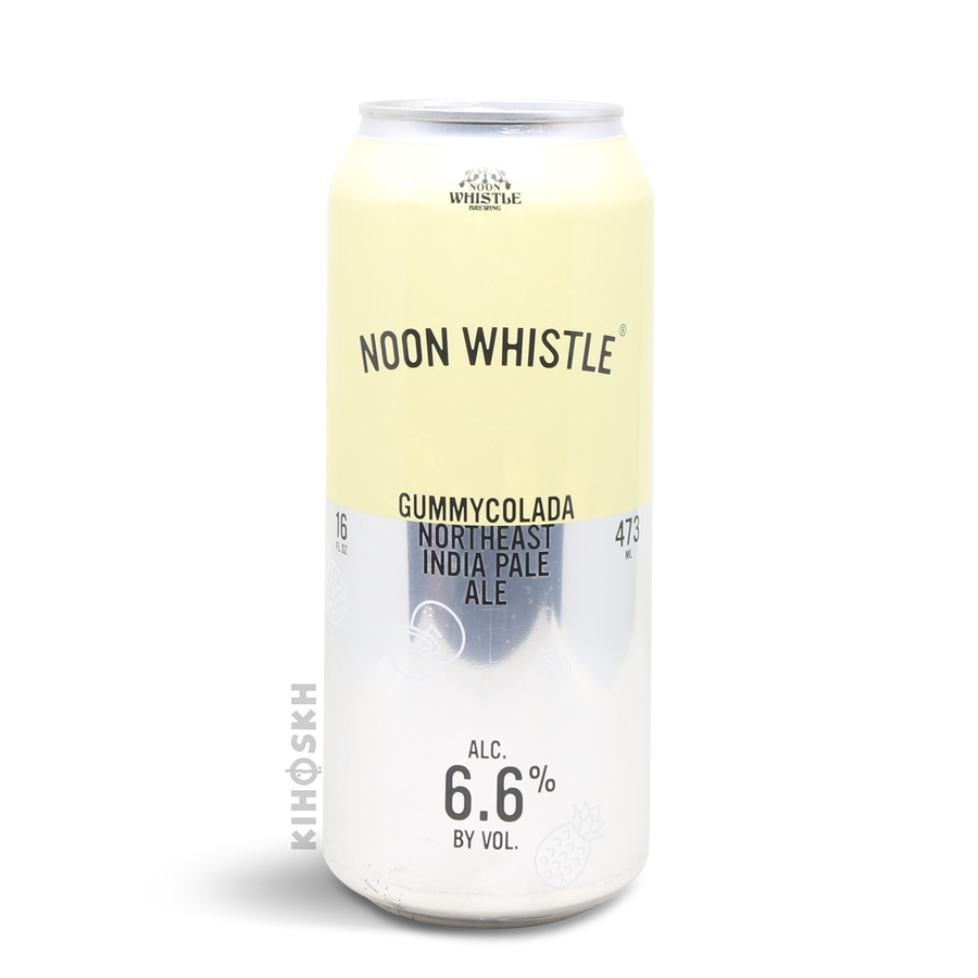 Noon Whistle Brewing - Gummycolada