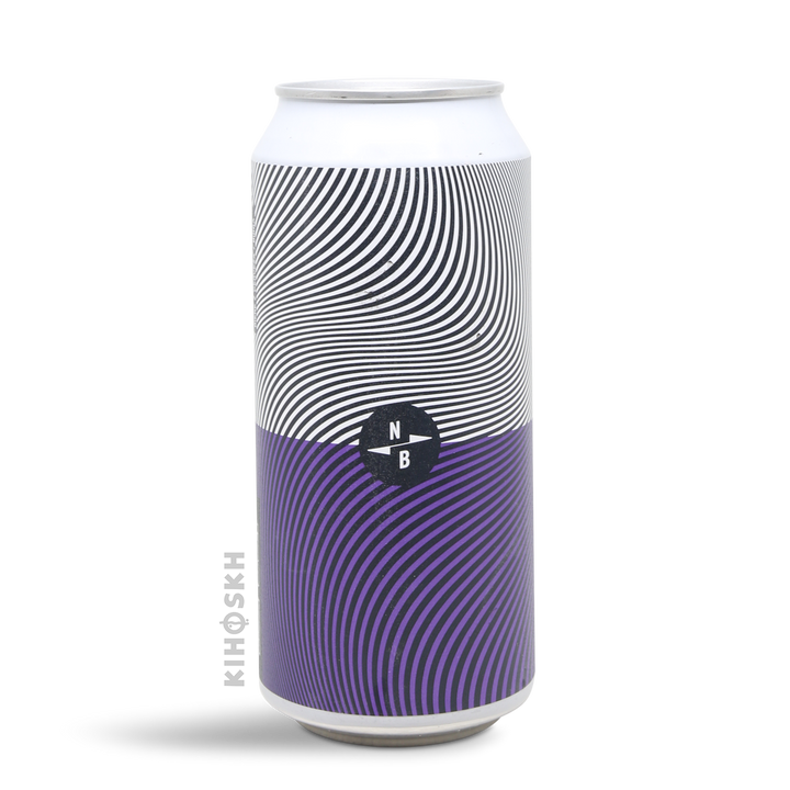 North Brewing Co. - Triple Fruited Gose - Blueberry, Apricot, Blackberry