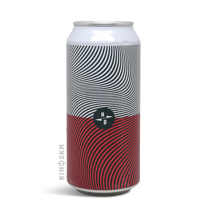 North Brewing Co. - Triple Fruited Gose: Guava + Raspberry